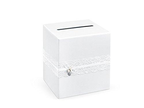 Geldbox Hochzeitskarten Geschenkebox Hochzeitsfeier Zubehör (Spitze)