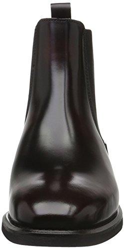 GANT Damen Jennifer Chelsea Boots Braun (Purple Fig G503)