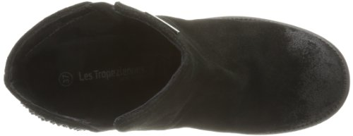 Les Tropeziennes par M. Belarbi Denvers, Boots femme Noir