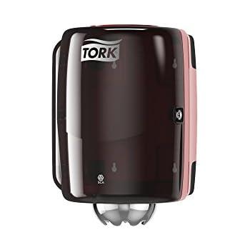 Tork 658000 - Dispensador mini de alimentación centra, color ...