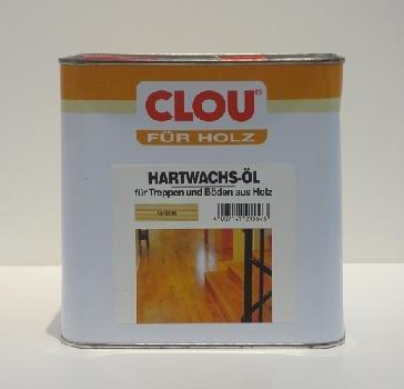 Preisvergleich Produktbild Hartwachs-Öl farblos 2,5 L