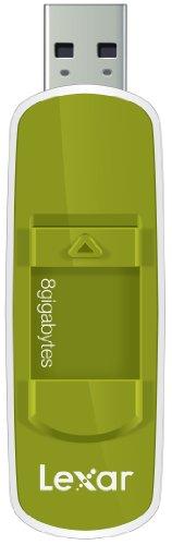 Lexar JumpDrive S70 USB 3.0 8GB Pen Drive (White & Green)