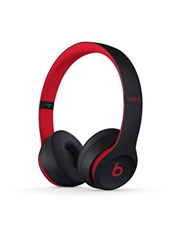 Beats Solo3 Wireless On-Ear Kopfhörer - Die Beats Decade Collection - Klassisch Rot-Schwarz