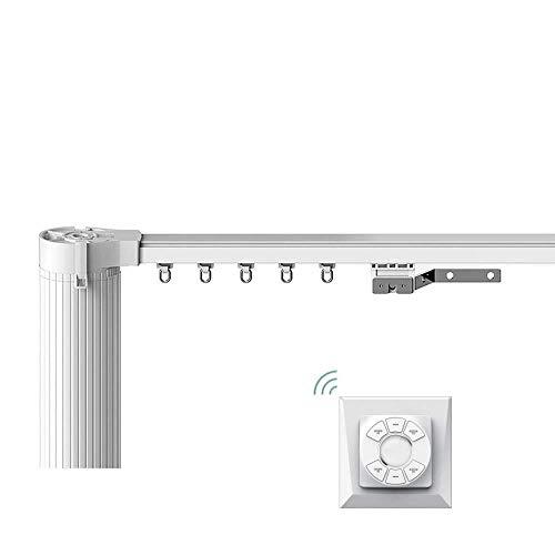 Colori Smart - Riel Cortina eléctrico Aluminio Mando