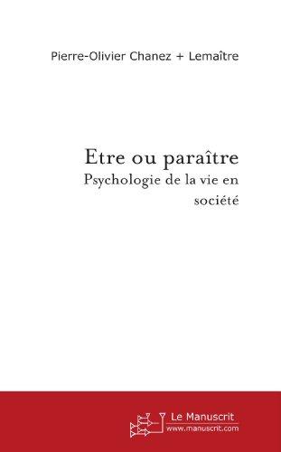 tre-ou-paratre-psychologie-de-la-vie-en-socit