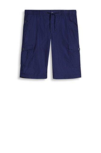 ESPRIT Herren Shorts 057ee2c014 Blau (Navy 2 401)