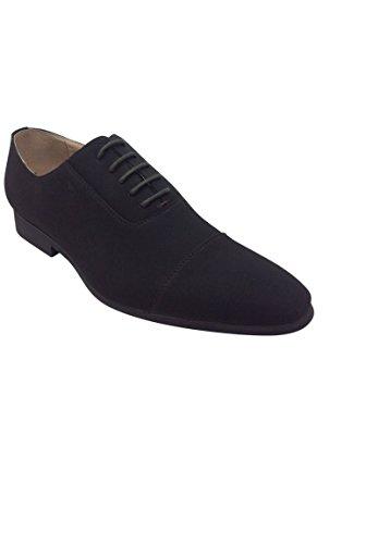 chaussure marron foncé de ville pour homme Marron