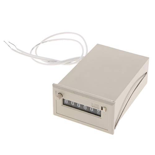 Elektromagnetischer Zähler digitaler Zähler CSK6-NKW - CSK6 YKW AC220V