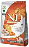 Farmina N&D Grain Free Pumpkin Codfish and Orange Adult Food, 2.5 kg