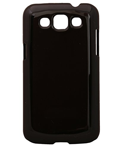 iCandy™ Colorfull Shiney Hard Back Cover For Samsung Galaxy Grand Quattro 8552 - Black  available at amazon for Rs.99