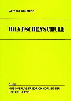 BRATSCHENSCHULE - arrangiert für Viola [Noten / Sheetmusic] Komponist: NAUMANN GERHARD