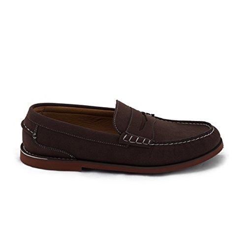 Nae Lima Braun - Herren Vegan Schuhe - 2