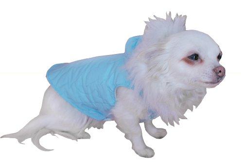 Ikumaal Steppmantel Winterjacke Hund Bekleidung für Hunde Mantel Jacke Hundebekleidung Hundemantel günstig M13 Gr. L