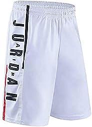 Xinwanhong Pantaloncini da Basket da Uomo Bulls Jordan # 23 - Corsa Sportiva e Fitness Casual Pantaloncini Ela