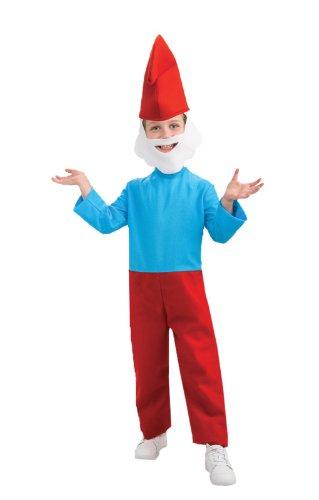 Kostüme Und Papa Baby (Original Papa Schlumpf Kinderkostüm)