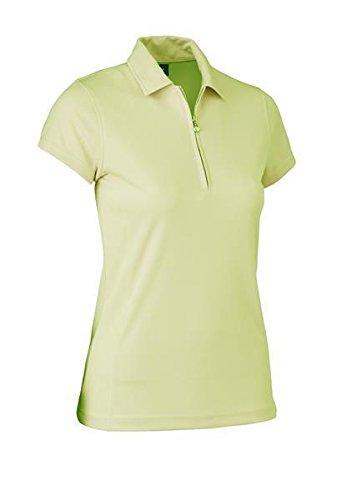 Macy cap/s polo shirt Sunny Lime XS
