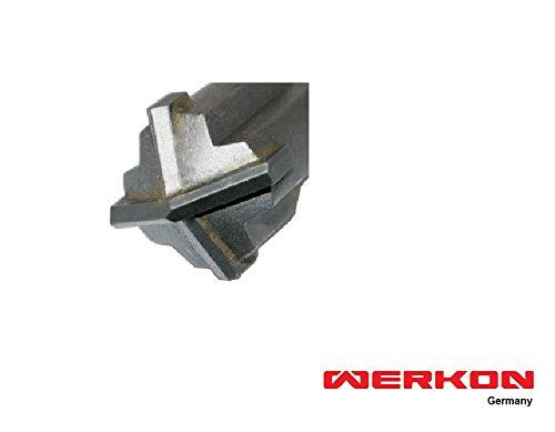 Werkon Sds Plus Betonbohrer Set 5 Tlg 6 8 10 12 14 X