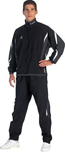 Masita Manchester 170004Trainingsanzug Sport Anzug Micro Q Weich Tracky Outfit XXL - SKY TRIM Manchester Trim
