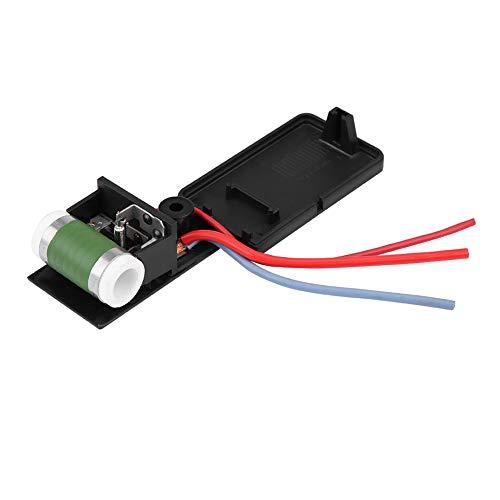 Résistance de ventilateur - 17117541092R Moteur de voiture, Résistance de moteur de ventilateur de radiateur de refroidissement, pour Mini Cooper R50 R52 R53 03-08