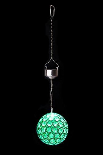 Solarbetriebener Farbwechsel-Lichtball von SPV Lights: Der Solarlicht- & Beleuchtungsspezialist (2 Jahre kostenlose Gewährleistung inklusive) - 4