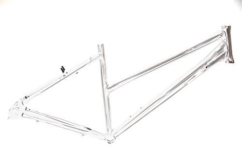 28 Zoll Alu Damen Fahrrad Rahmen Trekking Bike Kettenschaltung V-Brake RH 45 roh -