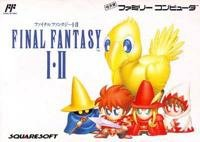 "Final Fantasy I & II ""Famicom"" Nintendo [Import Japan]"