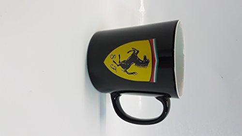 Ferrari Taza Black