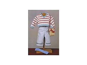 Mariquita Pérez- Complementos, Color Vestido de colección diseño Propio (Comercial de Juguetes Maripe SL 1)