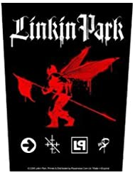 Linkin Park Rückenaufnäher Hybrid Theory backpatch Riesen Aufnäher 29 x 35 cm