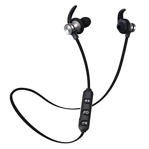 Lorjoyx Auriculares inalámbricos Bluetooth estéreo