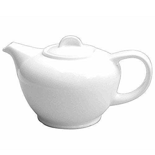 Churchill Alchemy C765 Teapots, 426 mL, White (Pack of 6)