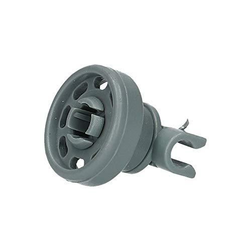 8x Korbrolle Rolle Rad Geschirrspüler Spülmaschine für Bosch Siemens Neff 424717 00424717 AEG