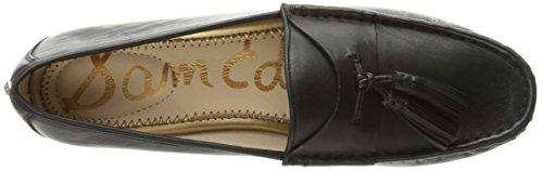 Sam Edelman Womens Therese Slip-On Loafer Black