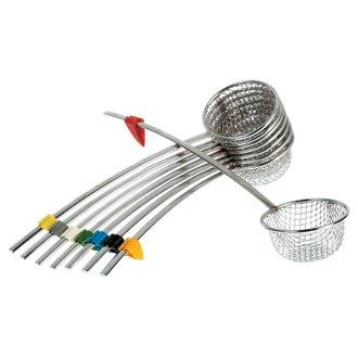 Combrichon NC8090660 Set of 4 Fondue ladles Stainless
