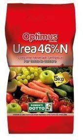 OPTIMUS CONCIME UREA 46% N - SACCO 5 KG