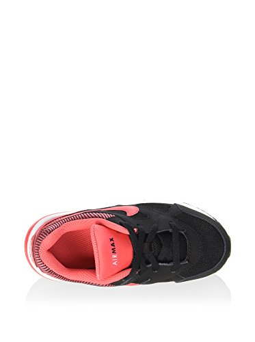Nike Jungen 580372-080 Trail Runnins Sneakers Schwarz/Koralle