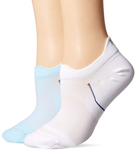 Pinnacle Mint (Under Armour Damen Pinnacle Lo (Grippy) Socken, 2er-Pack, Damen, Socken, Performance Grippy Socks, 2 Pairs, Crystal Mint Assorted, Medium)