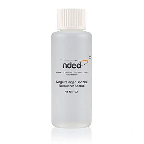 Nail cleaner dégraissant gel UV faux ongles vernis permanent 100ml NDED