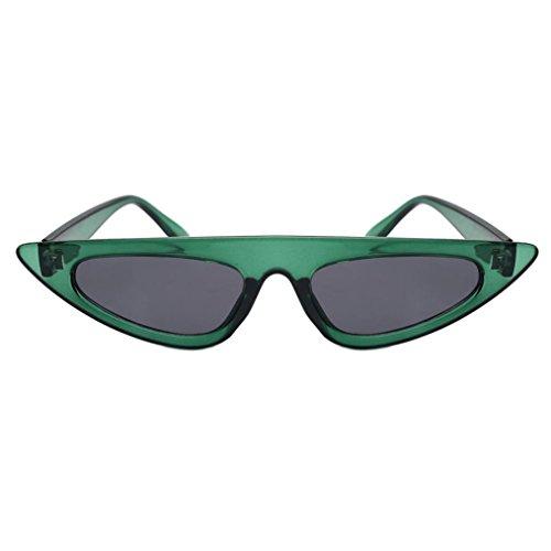 Dragon868 Outdoor Sportbrille Unisex Integrierte UV-Brille Design – Flieger Brille (Grün)