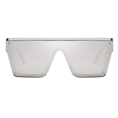 Storerine Mode Mann Frauen unregelmäßige Form Sonnenbrille Brille Vintage Retro Style ausgehen um zu verwenden Männer und Frauen Persönlichkeit Brillengestell Trends Punk Wind Brillengestell