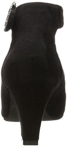 Andrea Conti - 3004508, Scarpe col tacco Donna nero (nero)