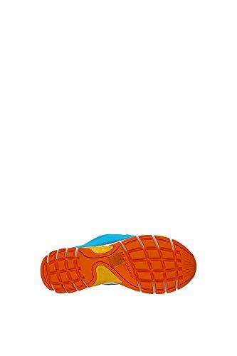 CE0070AR8078L609 Dolce&Gabbana Sneakers Femme Tissu Céleste Céleste