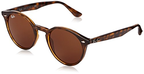Ray-ban occhiali da sole rb2180 rotondi 49mm, havana/brown sunglasses