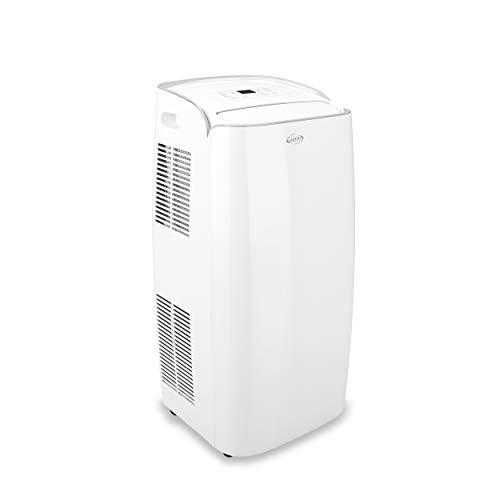 Argo milo plus climatizzatore portatile 13000 btu/h con pompa di calore, bianco