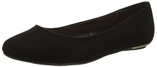 New Look Women's June Ballet Flats, Black (Black), 6 UK 39 EU
