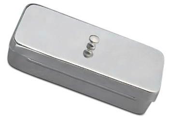 Beauty-Instrumentenschale Hygiene-Box mit Deckel (Sterilisator Fußpflege)