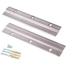 Colgador de espejo resistente para pared con sistema flotante para colgar y  accesorios e1ce4aa473e9