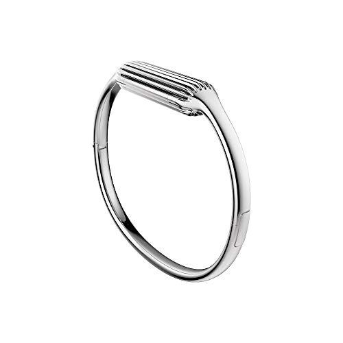 Fitbit Flex 2 Bangle - Silver, Small