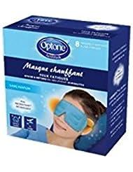 Optone ActiMask Masque Chauffant Yeux Fatigués Lavande 8 Masques