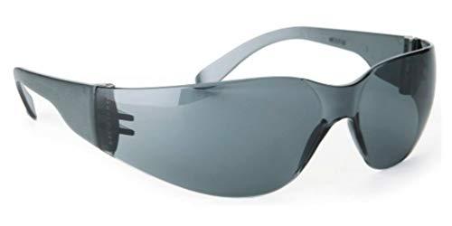 MIRAGE ES GRAU Kinder Sonnenbrille Jungen Mädchen 8 12 Jahre UV400-schutz 100% UV A/B Umlaufende Stoßfest Kratzfeste Gläser Sport Sonnenbrille - mit Schnur, Beutel und Extremsport Band